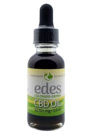 image of CBD oil bottle